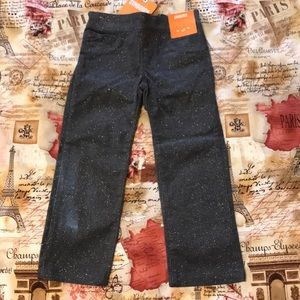 NWT Sparkly Toddler Girl Pants